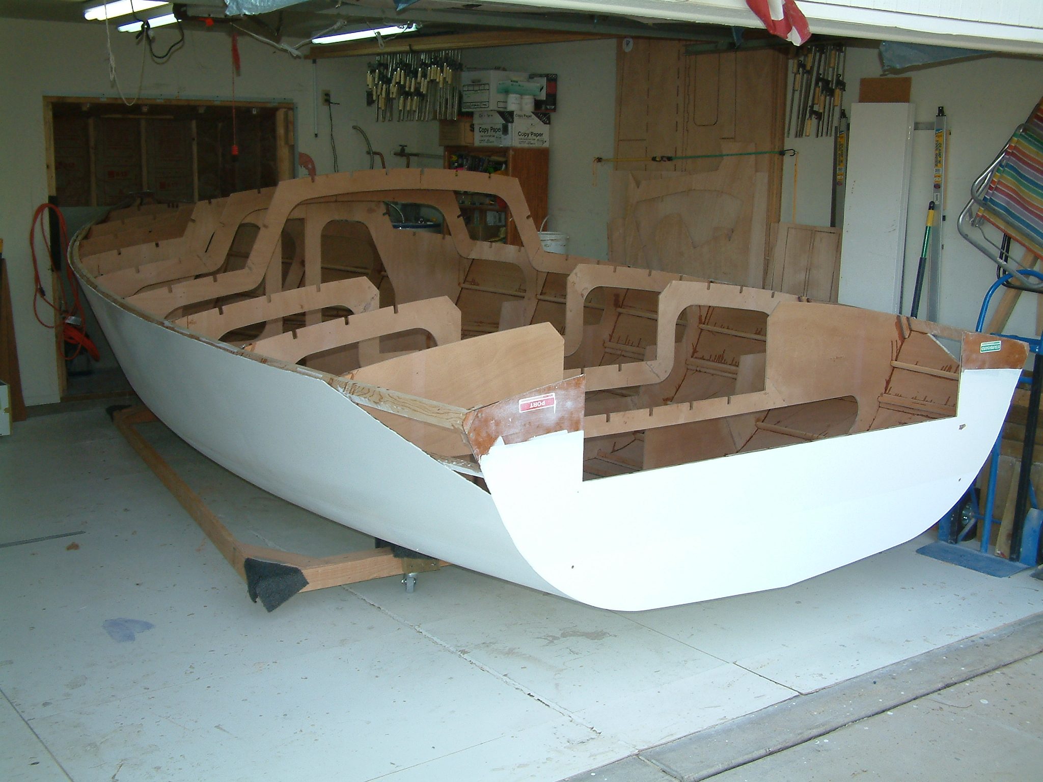 PR Boat: Free access Plywood boat building tips